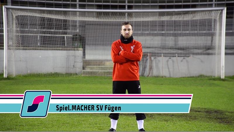 Spiel.MACHER Rupert Wildauer vom SV Fügen