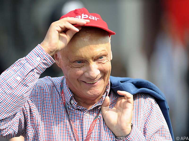 Niki Lauda Gesundheit