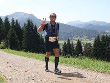 Ultra-Marathon 70 km mit 3200 Höhenmeter