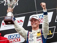 Rookie Champion ADAC TCR Germany