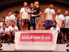 Spenden Klöckner  & Co Steel Runners
