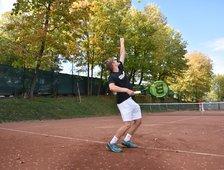 Finale im Einzel beim ITF Juniors 5 Turnier in Mazedonien