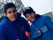 Laps For Life 93 - Allianz Junior Camp by Marc Marquez