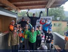 Mein größter Erfolg war der 3 Platz beim Juniocup 2019 in Kundl