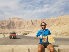 Marathon in Luxor