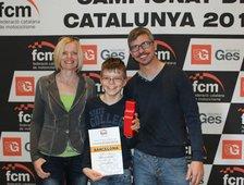 Vizemeister Barcelona Trophy