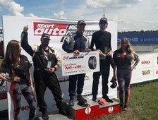 Sieg bei der Drift Challenge Hockenheimring
