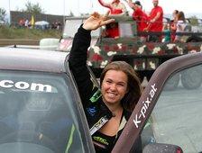 Rallye Cross > P13 für unsere Kart Weltmeisterin Mishka DORCIKOVA (SK)
