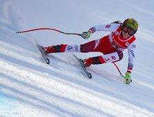 FIS Weltcup - 9. Platz Abfahrt