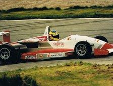 Vizemeister in der Formel 3 Europameisterschaft 1999 mit Claudia Steffek (A)