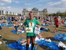 10te x Marathon Berlin, Jubilee Club