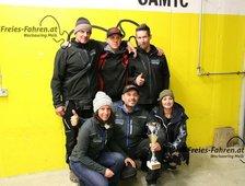 Sieg beim 12 Stunden Rennen Wachauring