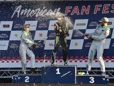 NASCAR WHELEN EURO SERIES > P2 für Alina LOIBNEGGER