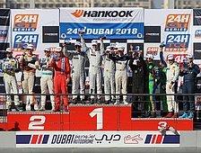 Sieger 24H Rennen Dubai