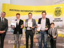 AUSTRIA MOTORSPORT FEDERATION Auszeichnung