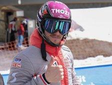 Östereichischer Meister in Slalom